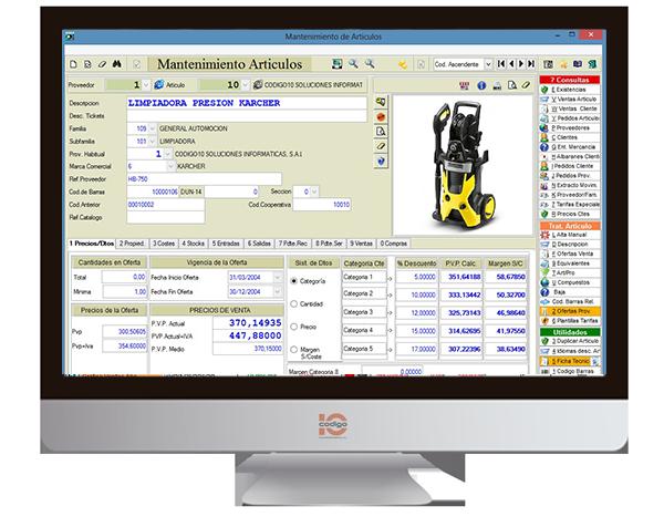 Software ERP para Ferreteria