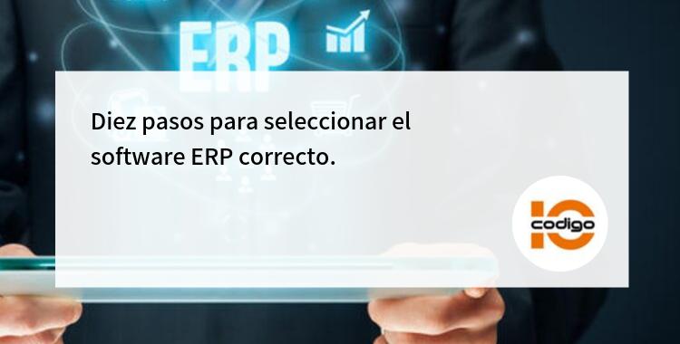 Cómo elegir un software ERP sin equivocarse