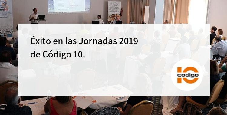 Jornadas de Código 10 en 2019