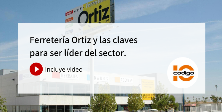 Ferretería Ortiz es referente en el sector
