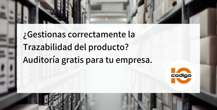 auditoria gratis trazabilidad del producto