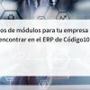 tipos modulos empresa erp